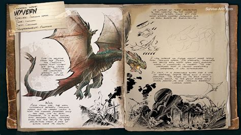 ARK: Scorched Earth Dossiers - Survive ARK