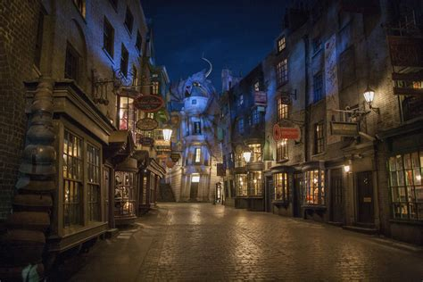 Wizarding World of Harry Potter – Diagon Alley