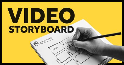 Making A Video Storyboard | Biteable