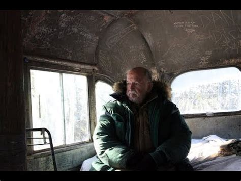 1-12-18, Interview With Chris McCandless's Father, Walt