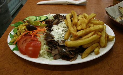 Gyros – Wiktionary