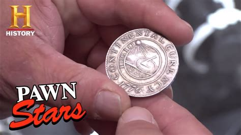 Pawn Stars: Continental Currency from 1776 (Season 8