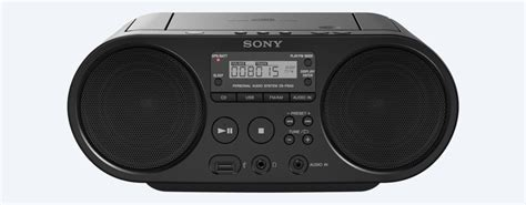 Radio CD con USB y sintonizador AM/FM | ZS-PS50 | Sony ES