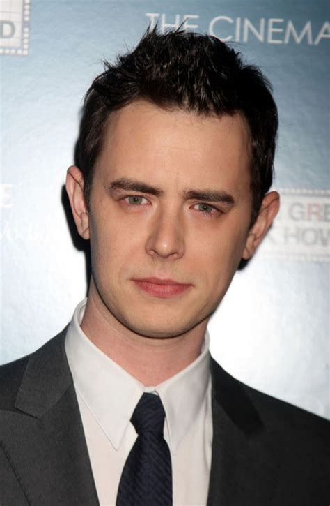 Colin Hanks Age, Weight, Height, Measurements - Celebrity