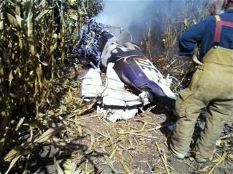 Small plane crashes in eastern Indiana field | cleveland