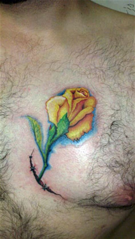 Yellow Rose Tattoos Designs, Ideas and Meaning | Tattoos