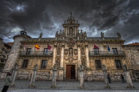 University – Universidad Valladolid (Spain) HDR | From the