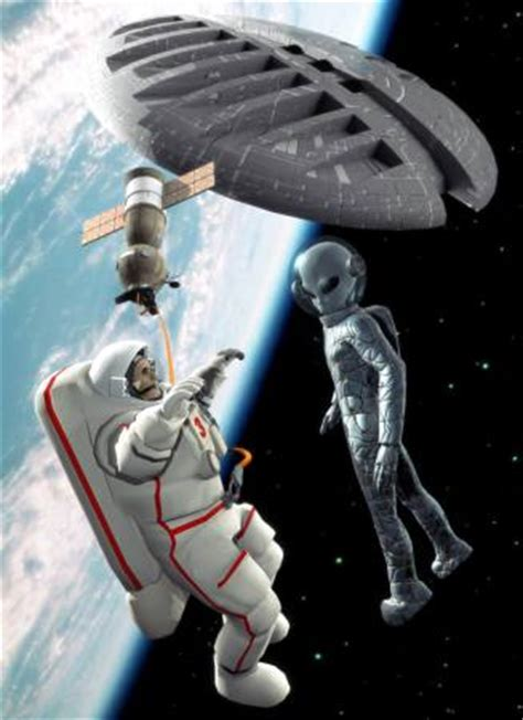 Pixwords The image with space, alien, astronaut, satellite