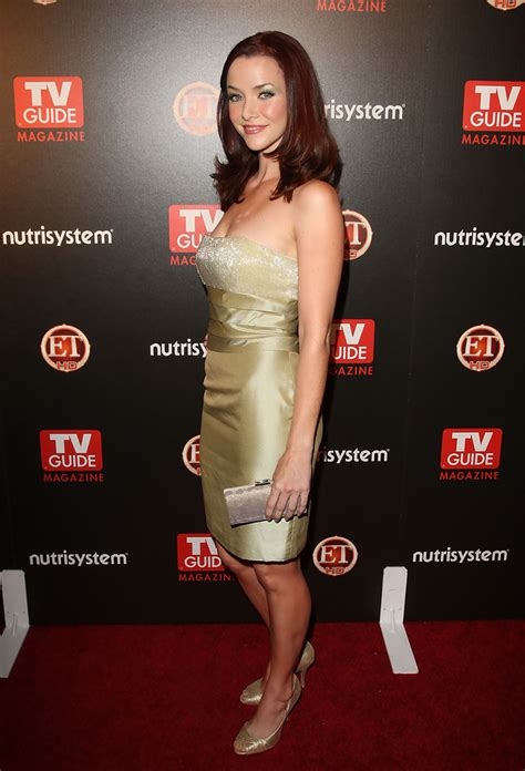 Annie Wersching Photos Photos - TV Guide's Sexiest Stars