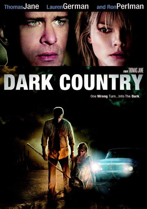 Dark Country (2009) Poster #1 - Trailer Addict