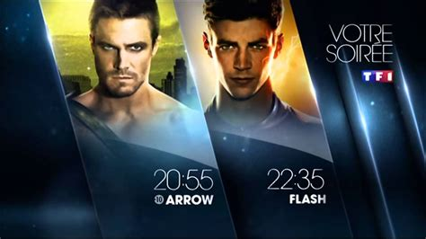 le final d'arrow saison 2 20h55 + flash 23h25 ce soir Tf1