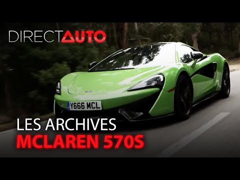 What Do You Think, Does The McLaren 570S Look Pretty In