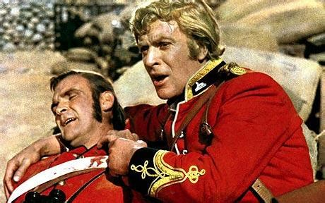 On Accents and Class in the Film Zulu   Brian Sandberg