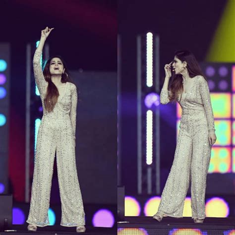 Beautiful Aima Baig at PSL Opening Ceremony Last Night in