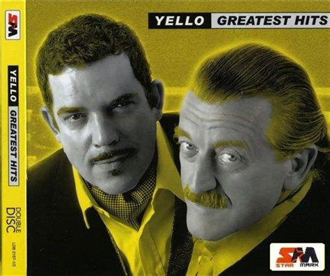 Yello - Greatest Hits (CD, Compilation, Unofficial Release