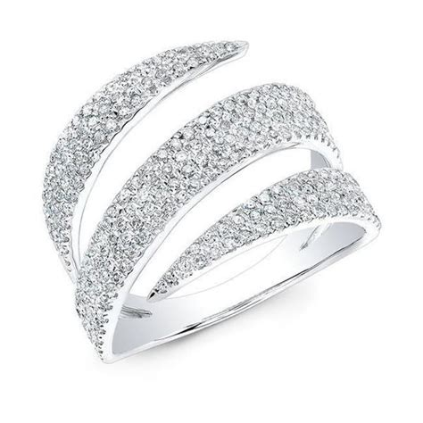 At Anne Sisteron Fine Jewelry, Buy 14kt white gold diamond