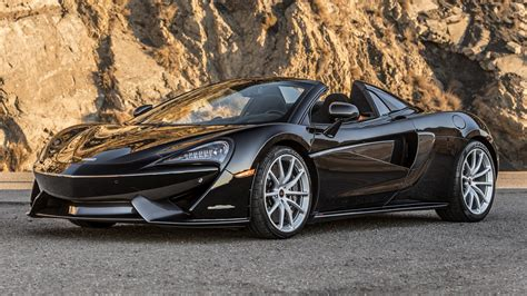 2018 McLaren 570S Spider (US) - Wallpapers and HD Images