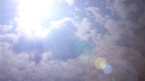 Heavenly Clouds - Footage (Anges Purs - C