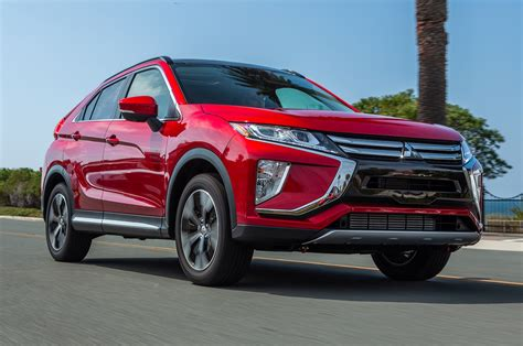 2018 Mitsubishi Eclipse Cross First Test: Meh - MotorTrend