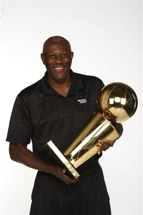 Miami Heat's Bob McAdoo among the fans wowed by Miami Heat