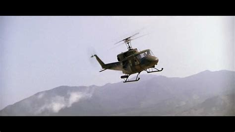 Rambo First Blood Part II Helicopter Fart - NOW IN HD