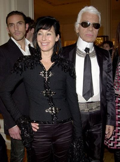 Go Back in Time with Karl Lagerfeld and His Muses   Vanity