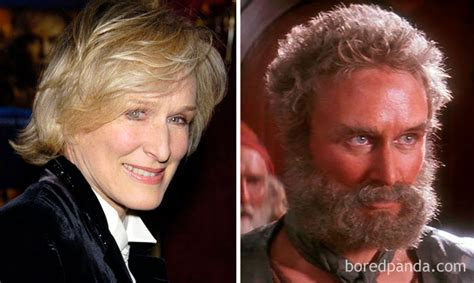 Amazing Transformation Pics Of Actors Before And After