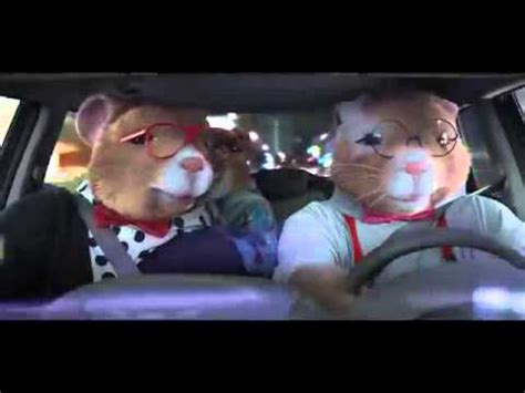 """2015 Kia Soul EV Hamster Commercial Featuring """"Animals"""" by"""