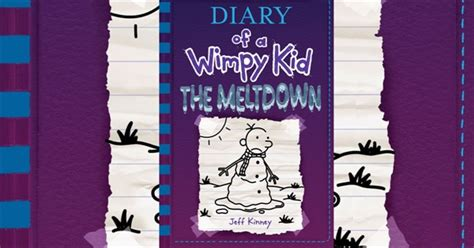 Diary of a Wimpy Kid: The Meltdown Characters
