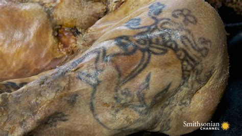 The Significance Behind Ancient Scythian Tattoos