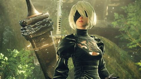 NieR: Automata Review - Genre-Bending at Every Turn