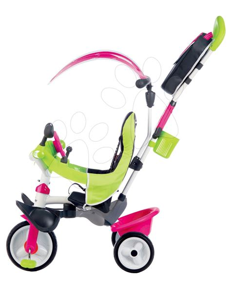 Tricikel Baby Driver Comfort Pink Smoby