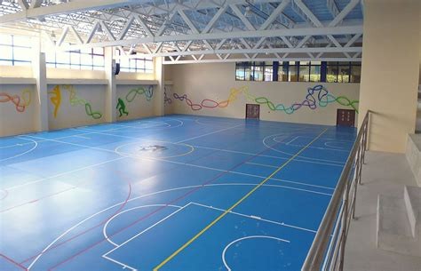 different sports floorings for sport halls - CONICA