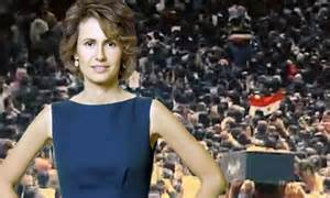 Syria protests: Could Asma Al-Assad, a doctor's daughter