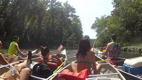 Niangua Float Trip 2013 - YouTube