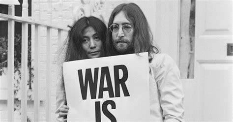 John Lennon & Yoko Ono Romantic Biopic Coming to Big Screen