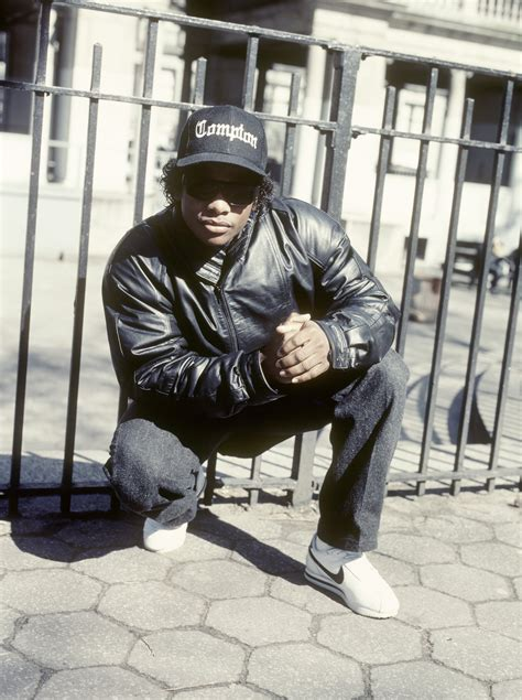 'Representing My Father': Eazy E's Daughter Follows in